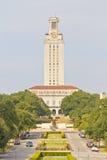 Torretta dell'Università del Texas Fotografia Stock Libera da Diritti