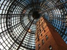 Torretta della centrale di Melbourne Fotografie Stock Libere da Diritti