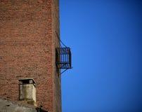 Torretta della gabbia, particolari Immagini Stock Libere da Diritti