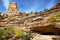 Torretta della roccia Fotografia Stock Libera da Diritti