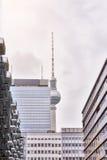 Torretta della TV di Berlino Immagine Stock Libera da Diritti