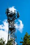Torretta delle Telecomunicazioni Fotografia Stock Libera da Diritti