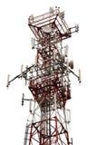 Torretta di antenna fotografie stock libere da diritti