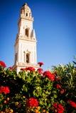 Torretta di Bell, cattedrale di Lecce, Italia immagini stock