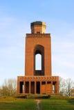 Torretta di Bismarck del Burg fotografie stock libere da diritti