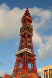 Torretta di Blackpool. Fotografia Stock