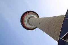 Torretta di Calgary Fotografia Stock