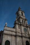 Torretta di chiesa Immagini Stock Libere da Diritti