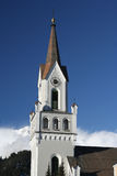 Torretta di chiesa Immagine Stock