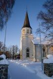 Torretta di chiesa di legno 2 Fotografie Stock Libere da Diritti