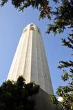 Torretta di Coit, San Francisco Fotografie Stock Libere da Diritti
