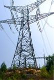 Torretta di elettricità Immagine Stock Libera da Diritti