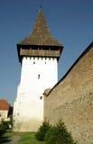 Torretta di Forkesch - media, Romania fotografia stock libera da diritti