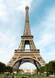 Torretta di France.Paris.Eiffel Fotografie Stock Libere da Diritti