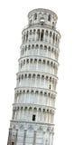 Torretta di inclinzione di Pisa Immagine Stock