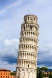 Torretta di inclinzione di Pisa Immagini Stock Libere da Diritti