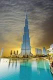 Torretta di Khalifa Fotografie Stock
