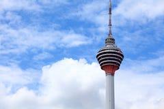 Torretta di Kuala Lumpur Fotografia Stock Libera da Diritti