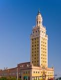 Torretta di libertà di Miami immagine stock libera da diritti