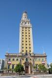 Torretta di libertà a Miami Fotografie Stock