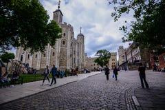 Torretta di Londra immagine stock