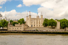 Torretta di Londra Immagine Stock Libera da Diritti