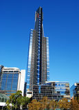 Torretta di Melbourne Eureka Fotografie Stock Libere da Diritti