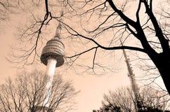 Torretta di N Seoul Immagine Stock