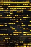 Torretta di notte Fotografie Stock Libere da Diritti
