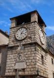 Torretta di orologio Fotografia Stock Libera da Diritti
