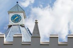 Torretta di orologio Immagine Stock