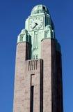 Torretta di orologio. Fotografie Stock