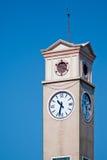 Torretta di orologio Immagine Stock Libera da Diritti