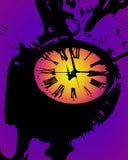 Torretta di orologio Immagini Stock