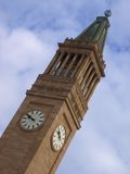 Torretta di orologio di Brisbane 2 Fotografia Stock Libera da Diritti