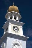 Torretta di orologio di eredità della città di George Immagini Stock