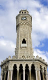 Torretta di orologio di Smirne Fotografia Stock