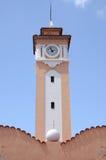 Torretta di orologio Santa Cruz de Tenerife fotografia stock