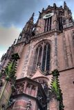 Torretta di orologio a Strasburgo Immagini Stock