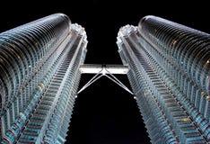 Torretta di Petronas Fotografia Stock Libera da Diritti
