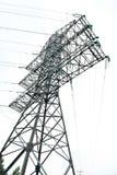 Torretta di potenza ad alta tensione del electrick Fotografia Stock Libera da Diritti