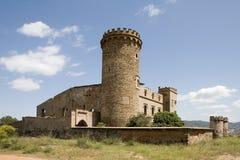 Torretta di Salvana in Catalogna Fotografia Stock Libera da Diritti