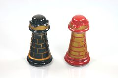 Torretta di scacchi Fotografia Stock Libera da Diritti