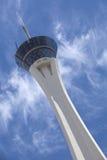 Torretta di Stratophere a Las Vegas immagine stock libera da diritti