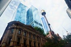 Torretta di Sydney Immagine Stock