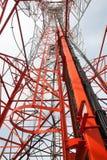 Torretta di telecomunicazione Fotografia Stock