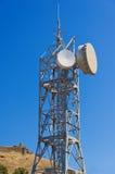 Torretta di telecomunicazioni Immagine Stock