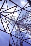 Torretta di telecomunicazioni Immagini Stock