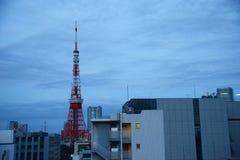 Torretta di Tokyo Fotografie Stock Libere da Diritti