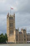 Torretta di Westminster Immagine Stock